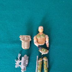 Figuras y Muñecos Gi Joe: ROCK & ROLL 1989 GATLING GUNNER HASBRO GI JOE. Lote 275868628