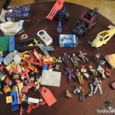 Figuras y Muñecos Gi Joe: LOTE DE GI-JOE, LEGO Y PLAYMOBIL - AÑOS 90 - VER FOTOS. Lote 276079148