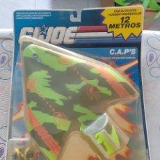 Figuras y Muñecos Gi Joe: FIGURA GIJOE VIENTO C.A.P'S (CUERPOS AEREOS PLANEADORES) AÑO 1991 GI JOE*. Lote 279364708