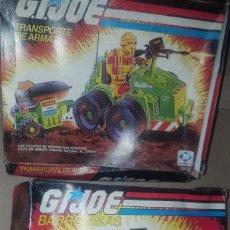 Figuras y Muñecos Gi Joe: SET 2 JUGUETES G.I. JOE. Lote 279430093