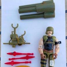 Figuras e Bonecos GI Joe: GI JOE GIJOE G.I.JOE HASBRO - REBUFO BACKBLAST (1989). Lote 285696413