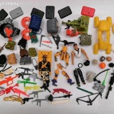 Figuras y Muñecos Gi Joe: GI JOE - LOTE ACCESORIOS,ARMAS, ETC.... Lote 287750408