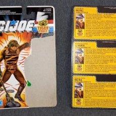 Figuras y Muñecos Gi Joe: GI JOE TIGER FORCE. Lote 287987598