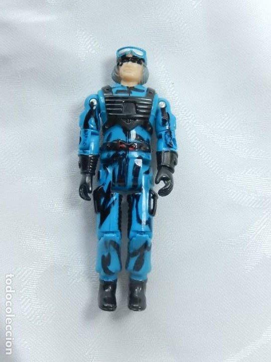 Figuras y Muñecos Gi Joe: Especie de vehículo / tanque. GIJOE. Battele Force 2000. Hasbro Inc. 1988. - Foto 4 - 27835962