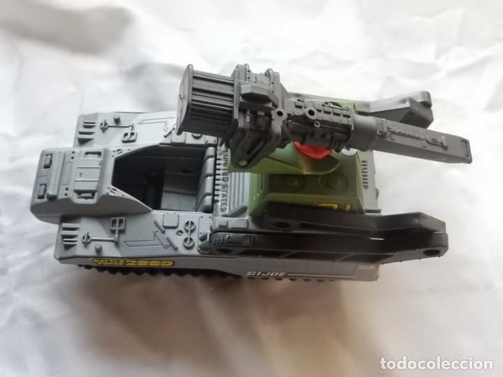 Figuras y Muñecos Gi Joe: Especie de vehículo / tanque. GIJOE. Battele Force 2000. Hasbro Inc. 1988. - Foto 7 - 27835962