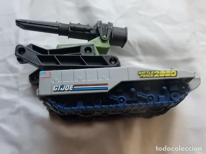 Figuras y Muñecos Gi Joe: Especie de vehículo / tanque. GIJOE. Battele Force 2000. Hasbro Inc. 1988. - Foto 9 - 27835962