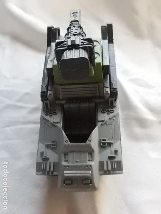 Figuras y Muñecos Gi Joe: Especie de vehículo / tanque. GIJOE. Battele Force 2000. Hasbro Inc. 1988. - Foto 10 - 27835962