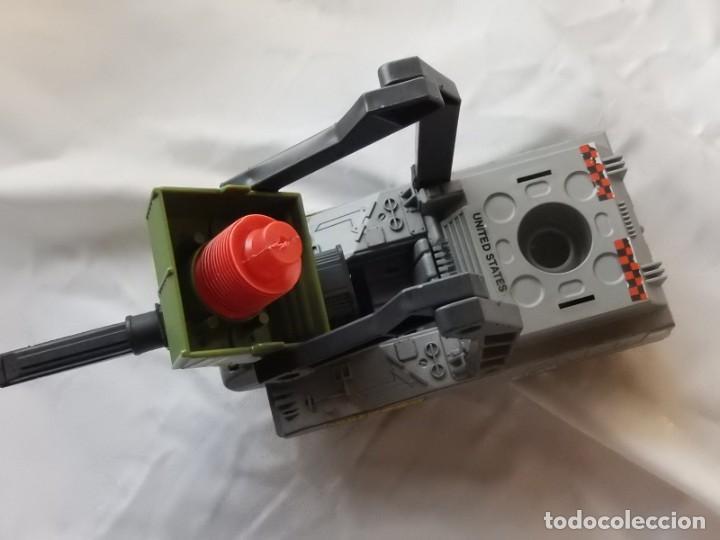 Figuras y Muñecos Gi Joe: Especie de vehículo / tanque. GIJOE. Battele Force 2000. Hasbro Inc. 1988. - Foto 13 - 27835962
