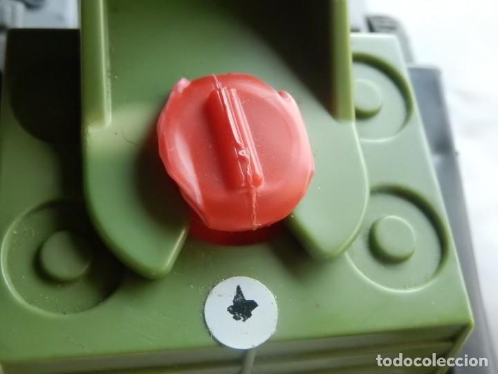 Figuras y Muñecos Gi Joe: Especie de vehículo / tanque. GIJOE. Battele Force 2000. Hasbro Inc. 1988. - Foto 15 - 27835962