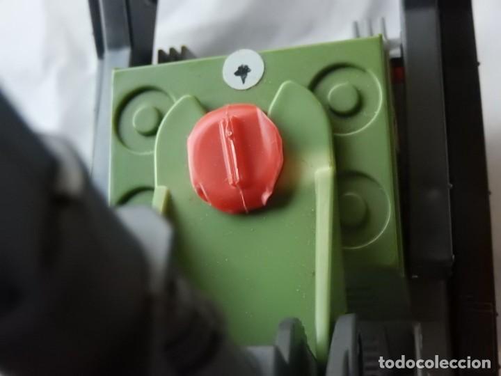 Figuras y Muñecos Gi Joe: Especie de vehículo / tanque. GIJOE. Battele Force 2000. Hasbro Inc. 1988. - Foto 16 - 27835962