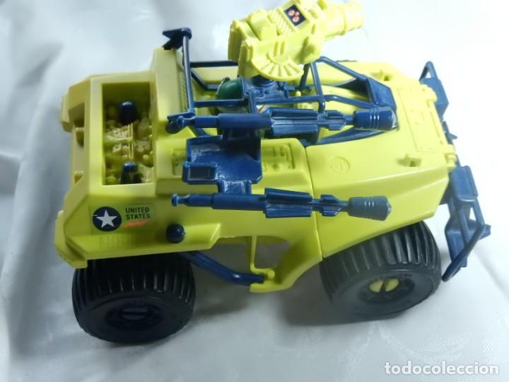 Figuras y Muñecos Gi Joe: Especie de vehículo Badger. GIJOE. United States. Hasbro Inc. 1990. - Foto 4 - 27835991
