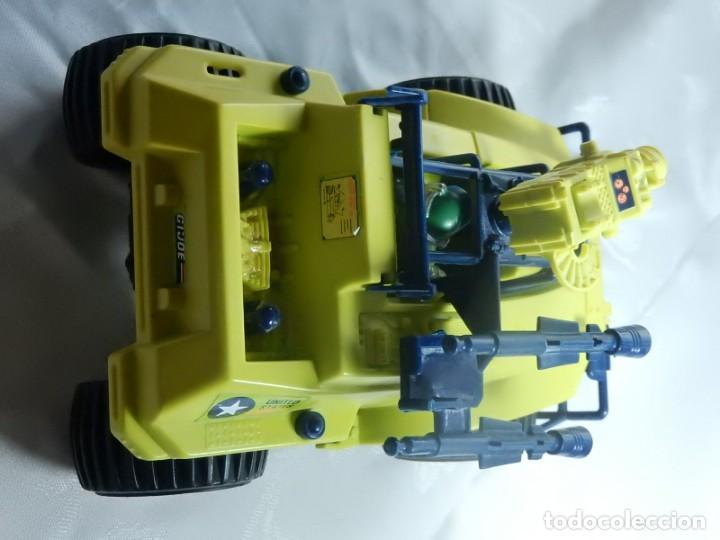 Figuras y Muñecos Gi Joe: Especie de vehículo Badger. GIJOE. United States. Hasbro Inc. 1990. - Foto 5 - 27835991