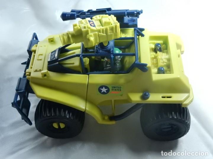 Figuras y Muñecos Gi Joe: Especie de vehículo Badger. GIJOE. United States. Hasbro Inc. 1990. - Foto 6 - 27835991