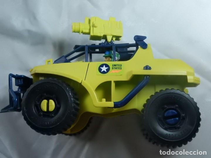 Figuras y Muñecos Gi Joe: Especie de vehículo Badger. GIJOE. United States. Hasbro Inc. 1990. - Foto 8 - 27835991