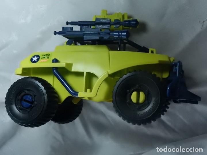Figuras y Muñecos Gi Joe: Especie de vehículo Badger. GIJOE. United States. Hasbro Inc. 1990. - Foto 9 - 27835991