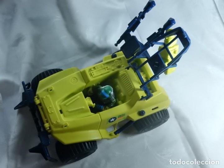Figuras y Muñecos Gi Joe: Especie de vehículo Badger. GIJOE. United States. Hasbro Inc. 1990. - Foto 12 - 27835991