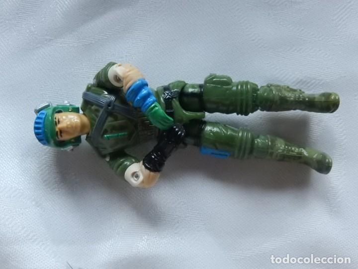 Figuras y Muñecos Gi Joe: Especie de vehículo Badger. GIJOE. United States. Hasbro Inc. 1990. - Foto 13 - 27835991