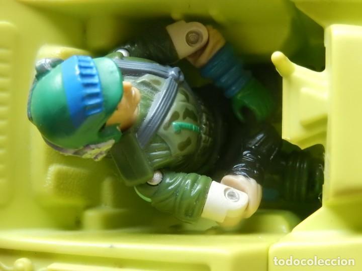 Figuras y Muñecos Gi Joe: Especie de vehículo Badger. GIJOE. United States. Hasbro Inc. 1990. - Foto 18 - 27835991