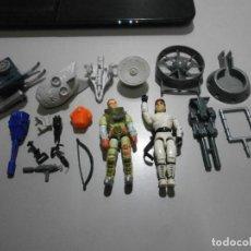 Figuras y Muñecos Gi Joe: LOTE DE GI JOE GIJOE. Lote 288544258