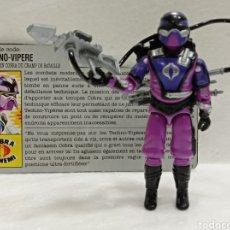 Figuras y Muñecos Gi Joe: GI JOE TECHNO-VIPER (V1) DE 1987.. Lote 289684858
