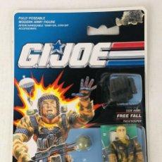 Figuras y Muñecos Gi Joe: GI JOE BLISTER 1991 FREE FALL HASBRO 6729 MOC. Lote 294478843