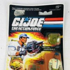 Figuras y Muñecos Gi Joe: GI JOE BLISTER 1989 HARDBALL HASBRO 6512 MOC. Lote 294481613