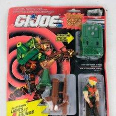 Figuras y Muñecos Gi Joe: GI JOE BLISTER 1991 ROCK 'N ROLL MÁQUINA ARTILLERO HASBRO 6631 MOC. Lote 294482743