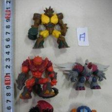 Figuras y Muñecos Gormiti: GRAN LOTE FIGURAS DE GORMITTI - ENVIO GRATIS A ESPAÑA. Lote 31370262