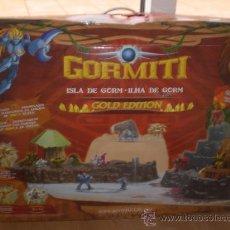 Figuras y Muñecos Gormiti: GORMITI - LA ISLA DE GORM. Lote 33664075