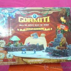 Figuras y Muñecos Gormiti: GORMITI - LA ISLA DE GORM. Lote 34703594