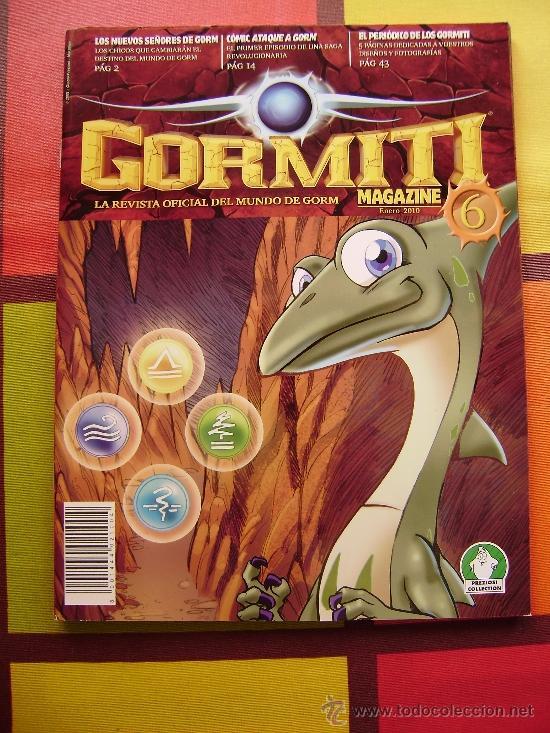 Figuras y Muñecos Gormiti: MAS DE 100 GORMITIS, LOS 7 PRIMEROS NÚMEROS DE LA REVISTA GORMITI ,AGENDA 2009 ,CARTERA Y 76 CARTAS - Foto 15 - 34747758