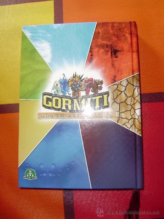 Figuras y Muñecos Gormiti: MAS DE 100 GORMITIS, LOS 7 PRIMEROS NÚMEROS DE LA REVISTA GORMITI ,AGENDA 2009 ,CARTERA Y 76 CARTAS - Foto 19 - 34747758