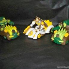 Figuras y Muñecos Gormiti: GORMITIS SERIE COCHES. Lote 55157711