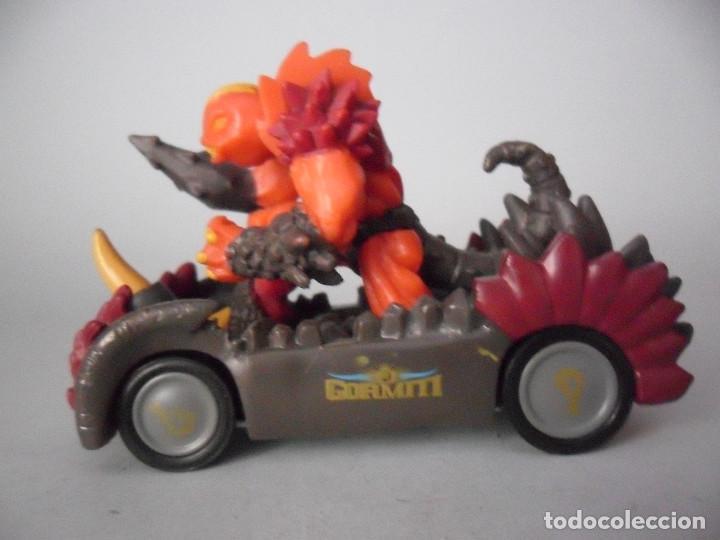 Figuras y Muñecos Gormiti: GORMITI COCHE GIOCHI PREZIOSI 2008 - Foto 3 - 61758900