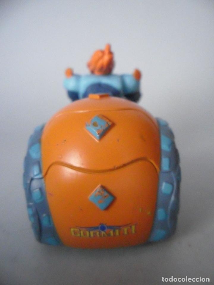 Figuras y Muñecos Gormiti: GORMITI COCHE GIOCHI PREZIOSI 2008 - Foto 5 - 61759012