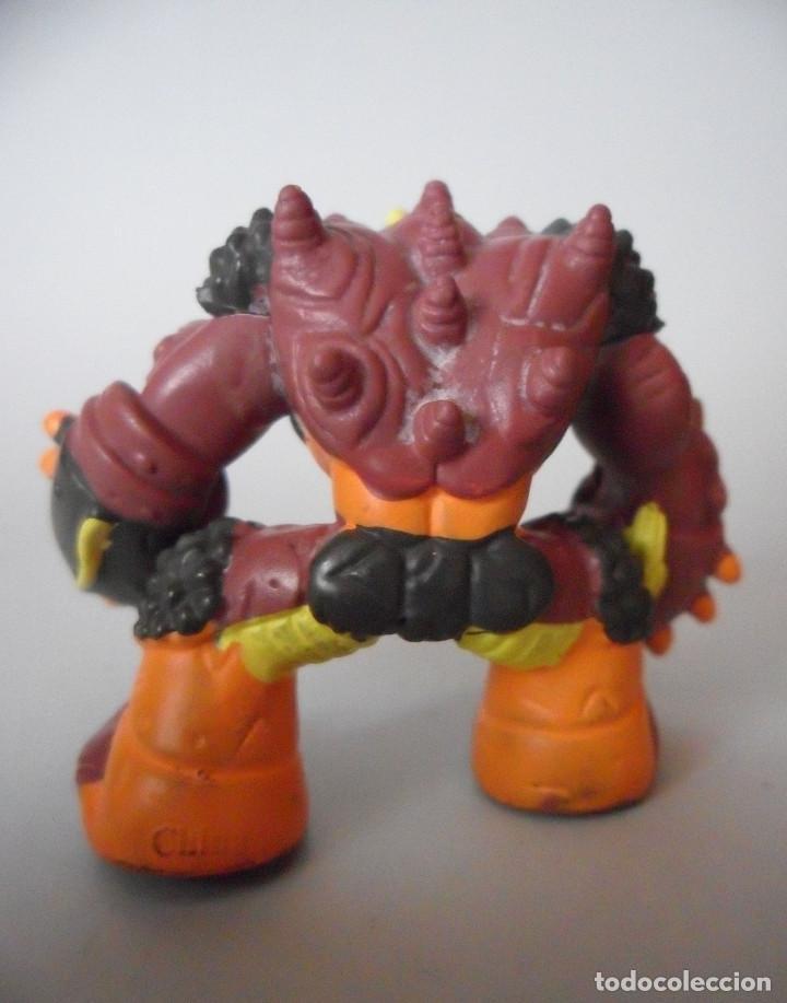 Figuras y Muñecos Gormiti: GORMITI FIGURA DE PVC GIOCHI PREZIOSI - Foto 4 - 61761296