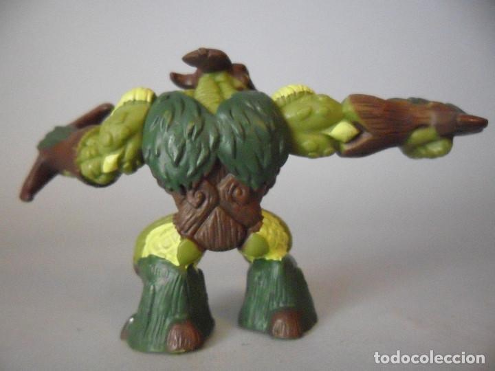 Figuras y Muñecos Gormiti: GORMITI FIGURA DE PVC GIOCHI PREZIOSI - Foto 4 - 61762792
