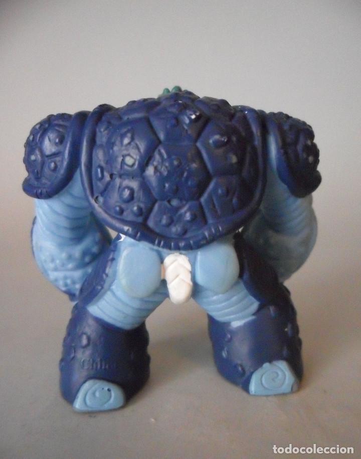 Figuras y Muñecos Gormiti: GORMITI FIGURA DE PVC GIOCHI PREZIOSI - Foto 4 - 61763044