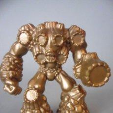 Figuras y Muñecos Gormiti: GORMITI ORO FIGURA DORADA DE PVC GIOCHI PREZIOSI. Lote 61915828
