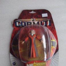 Figuras y Muñecos Gormiti: GORMITI, VIEJO SABIO, NUEVO SIN ABRIR, BLISTER ORIGINAL, NEO COLOR GIOCHI PREZIOSI 2011. Lote 72439739