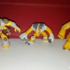 Figuras e Bonecos Gormiti: LOTE TRES GORMITI GORMITIS 2007 GIOCHI PREZIOSI. Lote 93262967