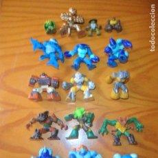Figuras y Muñecos Gormiti: LOTE GORMITI GORMITIS -. Lote 95710079