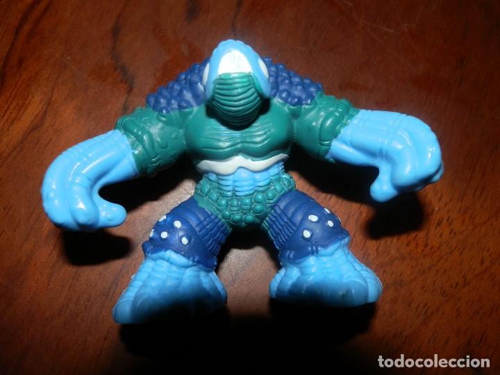 Figuras y Muñecos Gormiti: 18 FIGURA GOMA O PVC GORMITI GIOCHI PREZIOSI. MARATHON - Foto 13 - 102416715