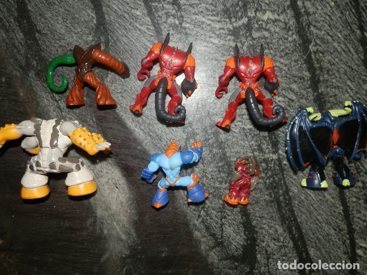 Figuras y Muñecos Gormiti: 18 FIGURA GOMA O PVC GORMITI GIOCHI PREZIOSI. MARATHON - Foto 18 - 102416715