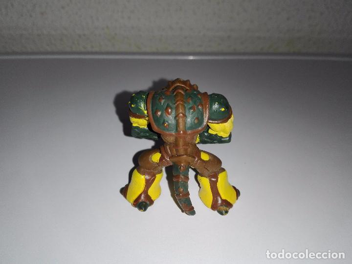 Figuras y Muñecos Gormiti: Muñeco figura gormiti gormitis ncg2 - Foto 2 - 104417975