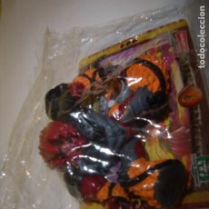 Figuras y Muñecos Gormiti: GORMITI ARMAGEDDON CON CARTA, NUEVO.. Lote 107486799