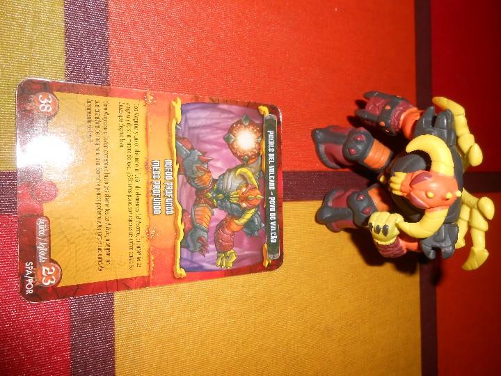 Figuras y Muñecos Gormiti: MAS DE 100 GORMITIS, LOS 7 PRIMEROS NÚMEROS DE LA REVISTA GORMITI ,AGENDA 2009 ,CARTERA Y 76 CARTAS - Foto 26 - 34747758