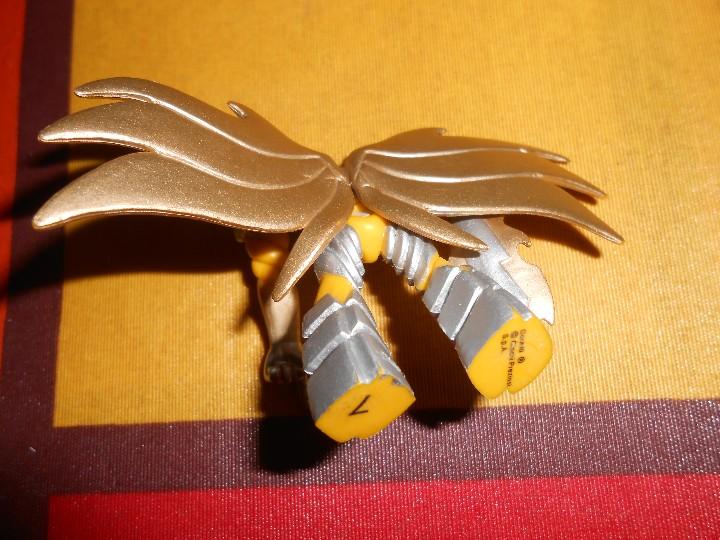 Figuras y Muñecos Gormiti: MAS DE 100 GORMITIS, LOS 7 PRIMEROS NÚMEROS DE LA REVISTA GORMITI ,AGENDA 2009 ,CARTERA Y 76 CARTAS - Foto 39 - 34747758