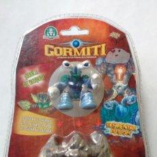 Figuras y Muñecos Gormiti: EL ALTAR DE LA VIDA DE LOS GORMITI ELEMENTAL FUSION. Lote 112994447