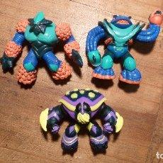 Figuras y Muñecos Gormiti: LOTE GORMITI. Lote 96720239